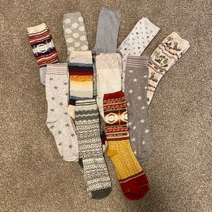 *Bundle* AE Crew Socks